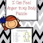 FREEBIE ALERT: To teach students one way to manage their anger,use this puzzle, I Can Feel Anger in my Body, to unscramble and identify the different body parts a...