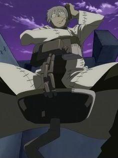 Soul Eater ~~~ Doctor Franken Stein ::: Best Teacher EVER! ...um, except for Kakasihi, of course.