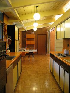 MCM kitchen/eichler