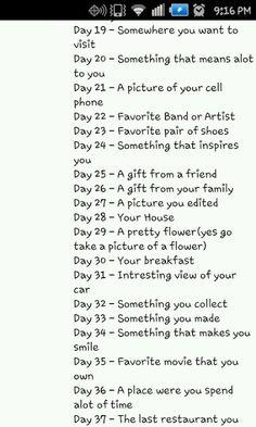 100 days Instagram Challenge, Instagram Ideas, Photography Challenge, Photography Photos, Photo Challenges, Photo A Day Challenge, Turning 50, Happiness Challenge, 100 Happy Days