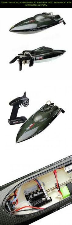 Feilun FT011 65CM 2.4G Brushless RC Boat High Speed Racing Boat With Water Cooling System #technology #products #camera #tech #boat #plans #gadgets #shopping #fpv #parts #kit #feilun #drone #racing