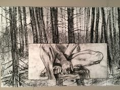 Lower with Forest Land Art, Andrew Myers, Graphic Novel Art, Artist Sketchbook, Principles Of Design, Sketchbook Inspiration, Drawing Practice, Sculpture, Recycled Art