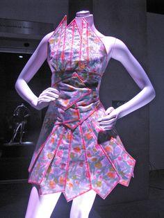 vestidos de papel - Buscar con Google