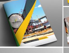 """Check out this @Behance project: """"Industrial Brochure"""" https://www.behance.net/gallery/11173429/Industrial-Brochure"""