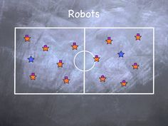"""Physical Education Games - Robots (+playlist) I just found this on Monday!!! May be my new """"Go To"""" website for PE Games!!!"""