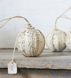 Rustic Christmas Ornament by maureen