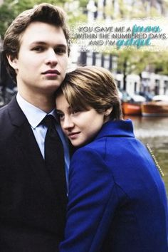 Can not wait!!❤️❤️❤️❤️❤️❤️❤️❤️ the fault in our stars!