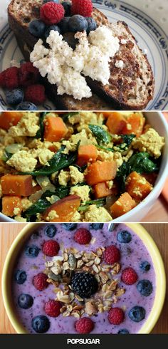 50 Healthy Breakfast Recipes to Start Your Day Off Right. I must start eating!