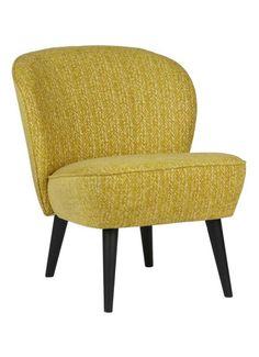 Op zoek naar WOOOD Suze fauteuil ? Ma t/m za voor 22.00 uur besteld, morgen in huis door PostNL.Gratis retourneren.