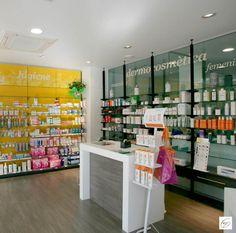 Pharmacy Design | Retail Design | Store Design | Pharmacy Shelving | Pharmacy Furniture | by HMY Group