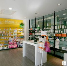 Pharmacy Design : Pharmacy Shop : Retail Design : Drug Store : by HMY Group, your global shopfitting partner.