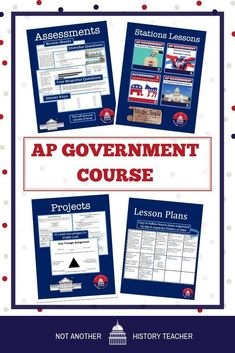 This amazing year-long student-centered bundle is everything you need for an AP U.S. Government and Politics for a Full Year Course. Over 1200 EDITABLE individual activities in ONE package! Free downloads for life! I teach this course every year and update my plans.AP U.S. Government Course quantity