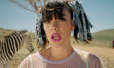 MDP ON MusicVids: Air Balloon by Lily Allen