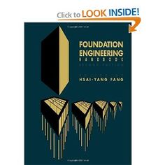FANG FOUNDATION HANDBOOK ENGINEERING BY HSAI-YANG PDF