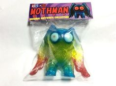New Dream rocket Mothman One up. 15th Anniversary Limited Sofubi F/S #ONEUP