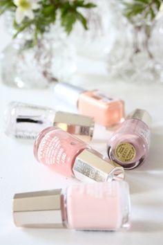 **Pretty pastel #nail polish