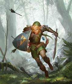 The Hero of Time by Even Mehl Amundsen | Portrait | 2D | CGSociety