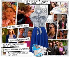 """""""The Baby Shower"""" by fashionistatrendy ❤ liked on Polyvore"""