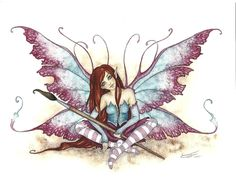 Fairy Art Artist Amy Brown: The Official Online Gallery. Fantasy Art, Faery Art, Dragons, and Magical Things Await. Fantasy Kunst, Fantasy Art, Dragons, Amy Brown Fairies, Fairy Drawings, Fairy Pictures, Unicorns And Mermaids, Fantasy Dragon, Gnome