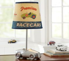 Pottery Barn Kids offers kids & baby furniture, bedding and toys designed to delight and inspire. Create or shop a baby registry to find the perfect present. Baby Boy Rooms, Baby Boy Nurseries, Race Car Nursery, Vintage Car Bedroom, Family Car Decals, Kids Room Furniture, Pottery Barn Kids, Nursery Decor, Nursery Ideas