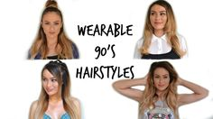 12 Grunge-Inspired Hair Tutorials That Will Make You Heart the '90s