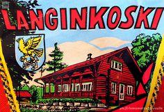 Viiri Langinkoskelta. yle.fi/lomamatka70luvulle