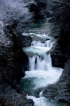Houmei Falls 2 鳳鳴四十八滝
