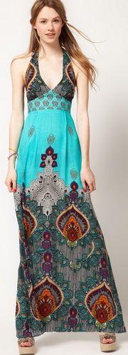 Bohemiam Dress style: Bohemian dress style