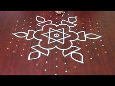 Easy Rangoli Designs Diwali, Indian Rangoli Designs, Rangoli Designs Latest, Simple Rangoli Designs Images, Rangoli Designs Flower, Free Hand Rangoli Design, Rangoli Border Designs, Small Rangoli Design, Rangoli Patterns