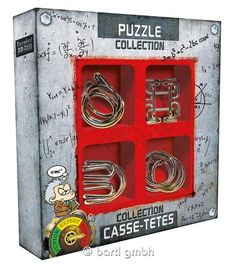 Bartl, Metal Puzzles Collection Extreme | 1111127 / EAN:5425004733634