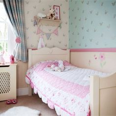 toddler girl rooms #littlegirlsroom #bedroom #bedroomideas #bedroomdecor #diyhomedecor #homedecorideas #diyroomdecor #littlegirl #toddlergirlbedroomideas #toddler #diybedroomideas #pinkbedroomideas
