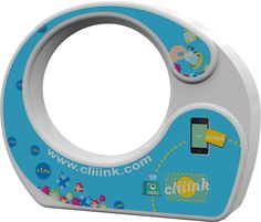 Façade de la box Cliiink qui équipe les conteneurs de tri existants afin de les rendre connectés et intelligents. Tri, Shipping Containers