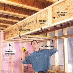 With special framing and insulating techniques, your basement can be as comfortable as any other room in your home. Find out more about insulating basement walls and framing basement walls here. Insulating Basement Walls, Framing Basement Walls, Basement Insulation, Wall Insulation, Basement Ceilings, Basement Flooring, Basement Furniture, Basement Windows, Laminate Flooring