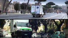 #sustainability #Roma #distribution #pollution  #ecology #electricalVehicles #EFRUD