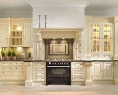 herregårdskjøkken - Google-søk Backsplash, Kitchen Cabinets, Home Decor, Google, Kitchen Cabinetry, Homemade Home Decor, Decoration Home, Kitchen Shelving Units, Dressers