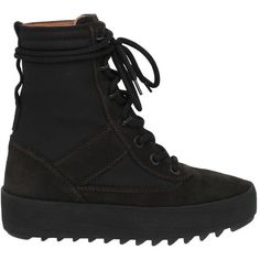 b19886d604e The Newly Released Yeezy Boots Are Very Kendall Jenner