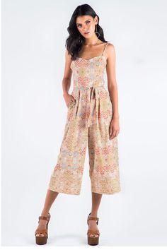 Hyacinth Lounge Jumpsuit - Limited - Sale