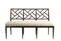 Rosenau Bench Collection: Rosenau COM Length: M COL Length: 30 Sqft Product Code: 52011 Multiple finishes available, please consult information files and refer to the finishes required in a quote .