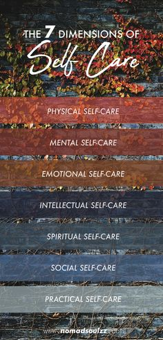 size 40 4b5f7 4e66c The System of Self-Care  the 7 Pillars to Serenity + idea s on how to!