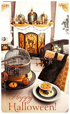 Happy-Halloween-Johanna-Parker-Blog by Johanna Parker Design, via Flickr