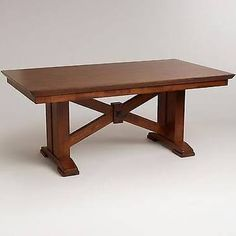 rustic wood 6 person dining table - Google Search
