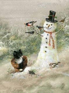 Vintage Christmas ⛄️