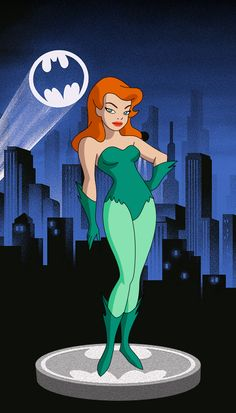 Poison Ivy Comic, Poison Ivy Batman, Poison Ivy Cartoon, Dc Poison Ivy, Poison Ivy Dc Comics, Poison Ivy Cosplay, Poison Ivy Costume Diy, Adult Mickey Mouse Costume, Frozen Costume Adult