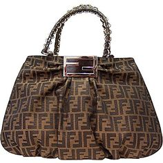 "Fendi handbags ""MIA LARGE"" Classic Collection...reminds me of my mom <3"