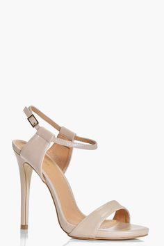 Lauren Ankle Band Two Part Sandal