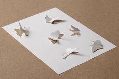 A incrível arte no papel A4 de Peter Callesen - Designerd