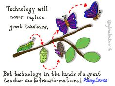Technology will never replace good teachers | by sylviaduckworth