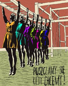 just for fun Polish Posters, More Than Words, Kitchen Art, Poland, Real Life, Street Art, Folk, Neon, Culture