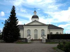 Vähäkyrö Lutheran church.