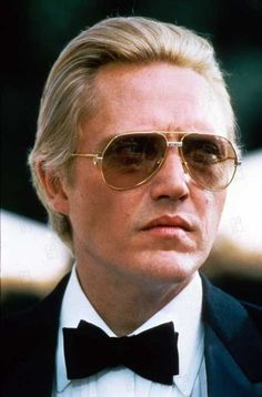 christopher walken i don't know gif